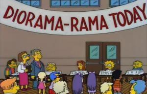 Diorama-rama!